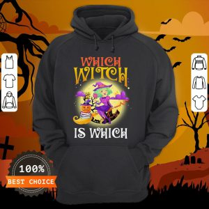 English Teacher Which Witch Is Which Halloween Hoodie