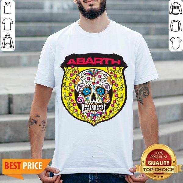 Flower Skull Day Of Dead Dia De Los Muertos Shirt