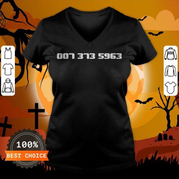 Funny 007 373 5963 V-neck