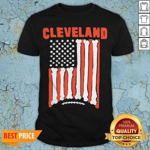 Funny Cleveland Football Flag 2020 Shirt