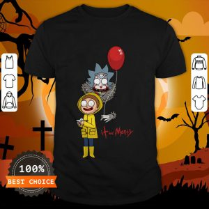 Funny It And Morty Shirt