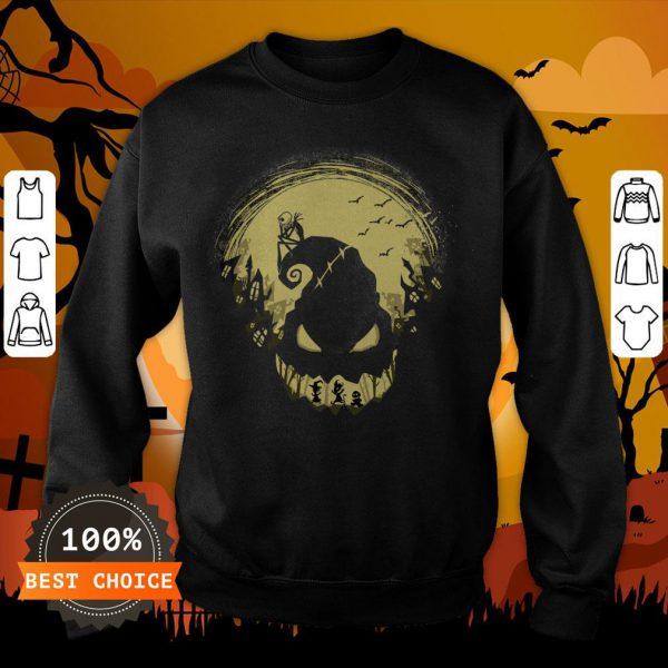 Funny Jack's Nightmare T-Sweatshirt
