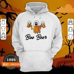 Ghost Boo Bees Halloween Hoodie