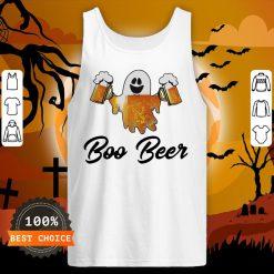 Ghost Boo Bees Halloween Tank Top