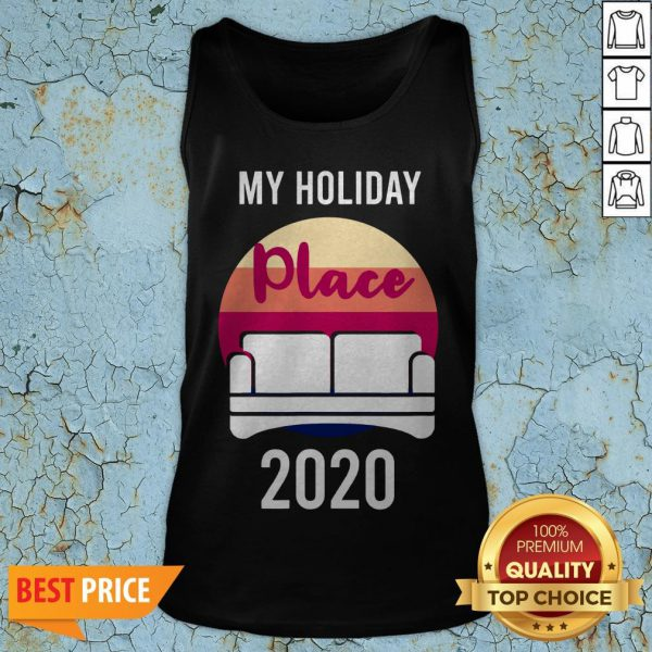 Home As Holiday Place In 2020 T-Tank Top