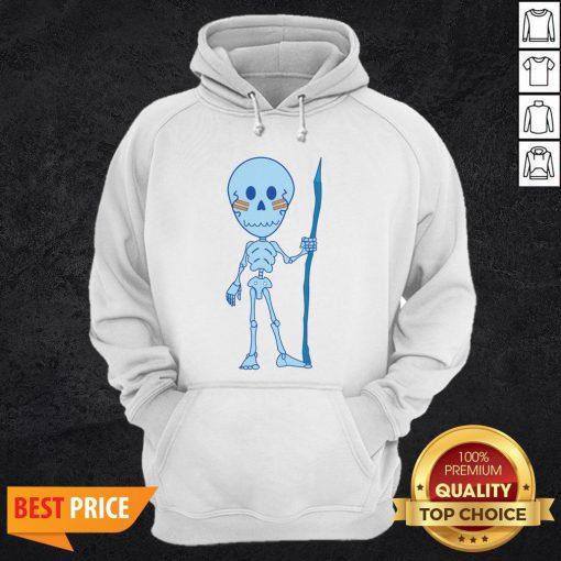 Jack Skeleton Day Of The Dead Dia De Los Muertos Hoodie