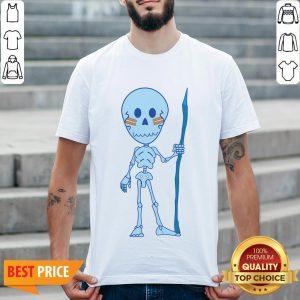 Jack Skeleton Day Of The Dead Dia De Los Muertos Shirt