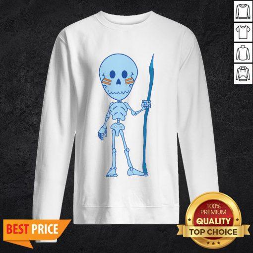 Jack Skeleton Day Of The Dead Dia De Los Muertos Sweatshirt