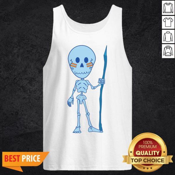 Jack Skeleton Day Of The Dead Dia De Los Muertos Tank Top