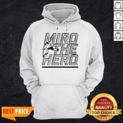 Miro The Hero Dallas Hockey Hoodie