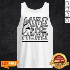 Miro The Hero Dallas Hockey Tank Top