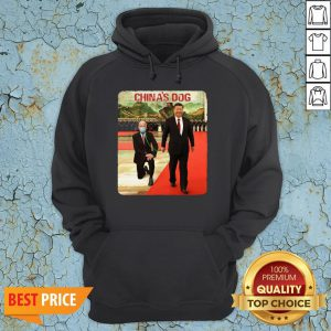 Official China's Dogs Hoodie