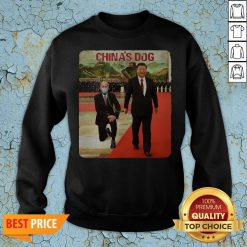 Official China's Dogs Sweatshirt