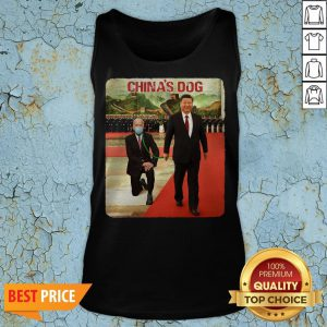 Official China's Dogs Tank Top