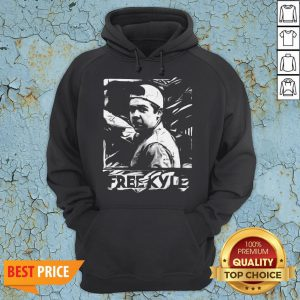 Official Free Kyle Rittenhouse Hoodie