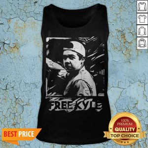 Official Free Kyle Rittenhouse Tank Top