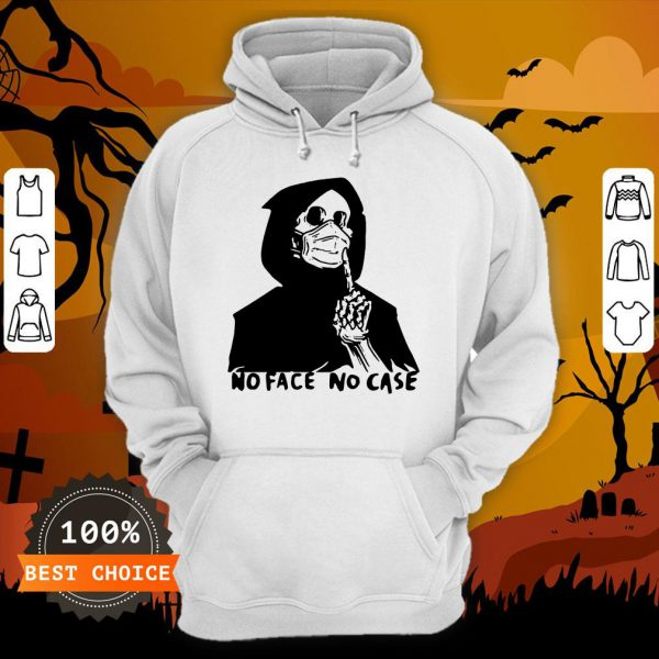Official No Face No Case T-Hoodie