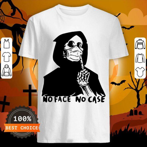 Official No Face No Case T-Shirt