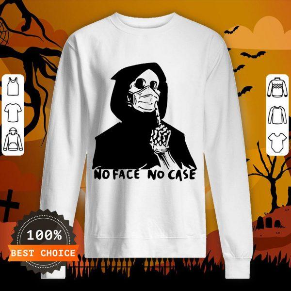 Official No Face No Case T-Sweatshirt