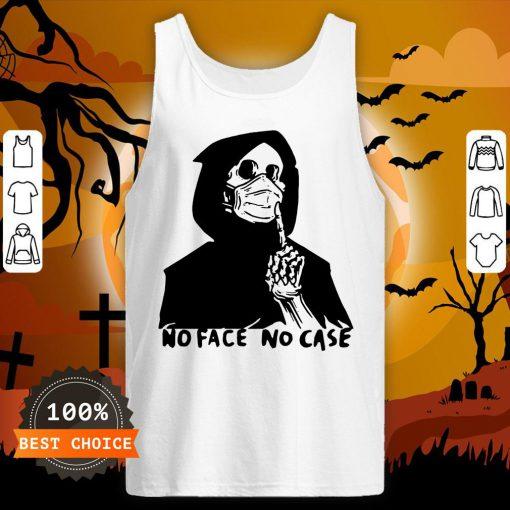 Official No Face No Case T-Tank Top