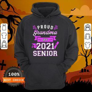 Proud Grandma Of A 2020 Senior Hoodie