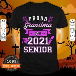 Proud Grandma Of A 2020 Senior Shirt