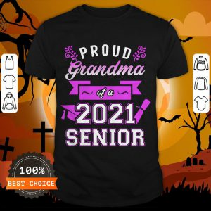 Proud Grandma Of A 2020 Senior Shirt