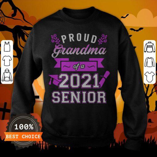 Proud Grandma Of A 2020 Senior Sweatshirt