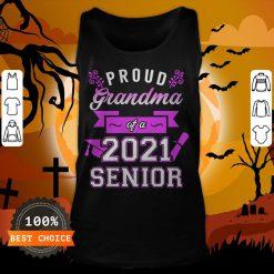 Proud Grandma Of A 2020 Senior Tank Top