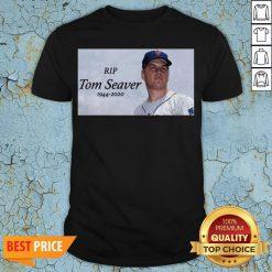 Ronole RIP Tom Seaver 1944 2020 Shirt