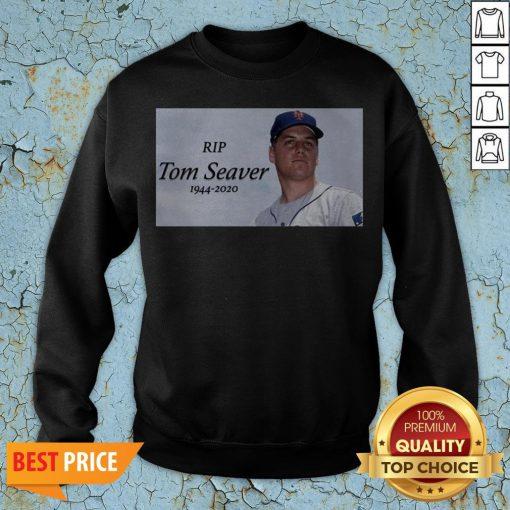 Ronole RIP Tom Seaver 1944 2020 Sweatshirt