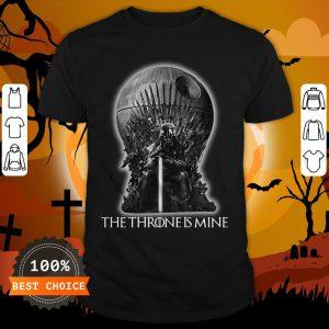 Star Wars Darth Vader The Throne Is Mine Shirt