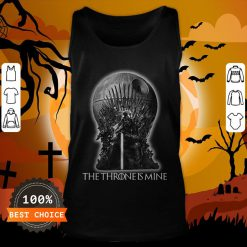 Star Wars Darth Vader The Throne Is Mine Tank Top
