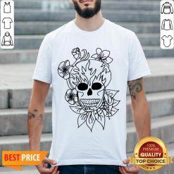Sugar Skull - Plain Day Of The Dead Shirt