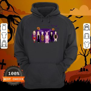The One With The Halloween Party Unisex Hoodie