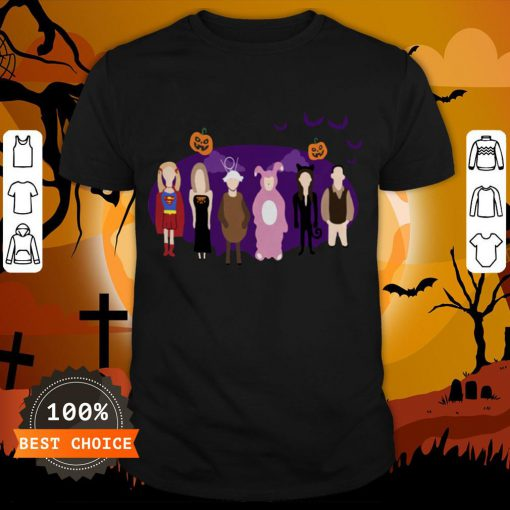 The One With The Halloween Party Unisex ShirtThe One With The Halloween Party Unisex Shirt
