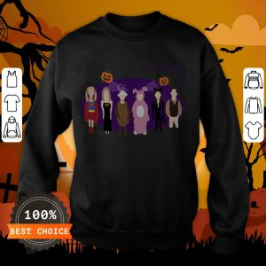 The One With The Halloween Party Unisex Sweatshirt