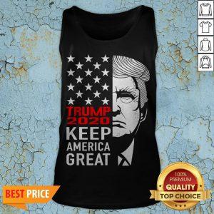 Trump 2020 Keep America Great Tank Top