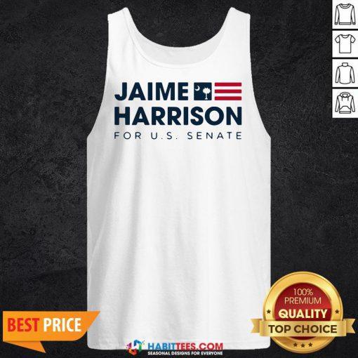 Jaime Harrison For Us Senate Classic Tank Top