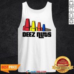 Office Deez Nuts Electrician Tank Top