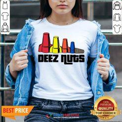 Office Deez Nuts Electrician V-neck