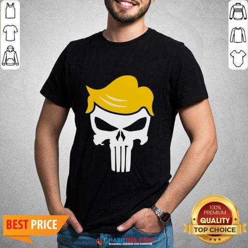 Office Funny Trump Punisher Shirt