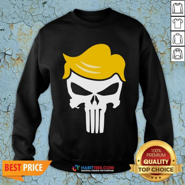 Office Funny Trump Punisher Sweatshirt