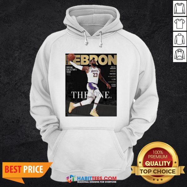 Official Lebron James The One Hoodie