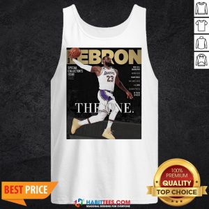 Official Lebron James The One Tank Top