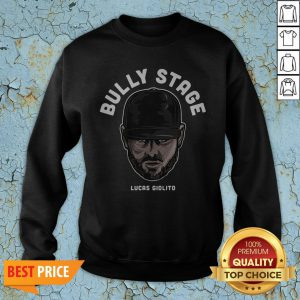 Official Lucas Giolito Bully Stage Sweatshirt