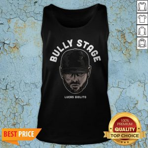 Official Lucas Giolito Bully Stage Tank Top