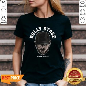 Official Lucas Giolito Bully Stage V-neck
