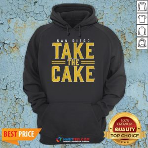 Official San Diego Take The Cake 2020 Hoodie