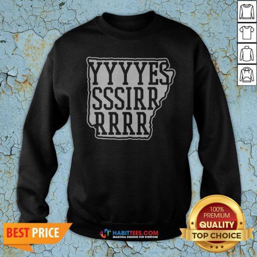 Official Yessir Ark Sweatshirt